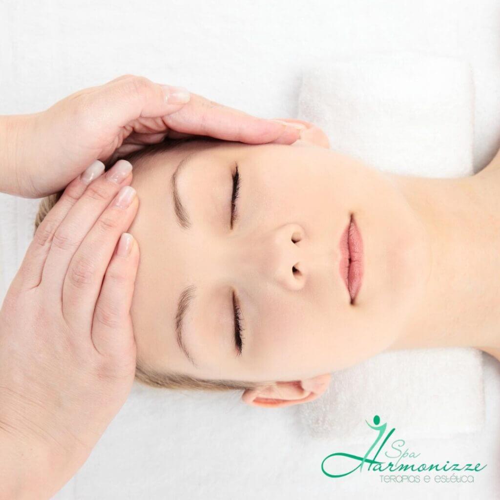 curso drenagem facial benefícios